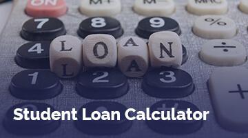 university hq student loan calculator