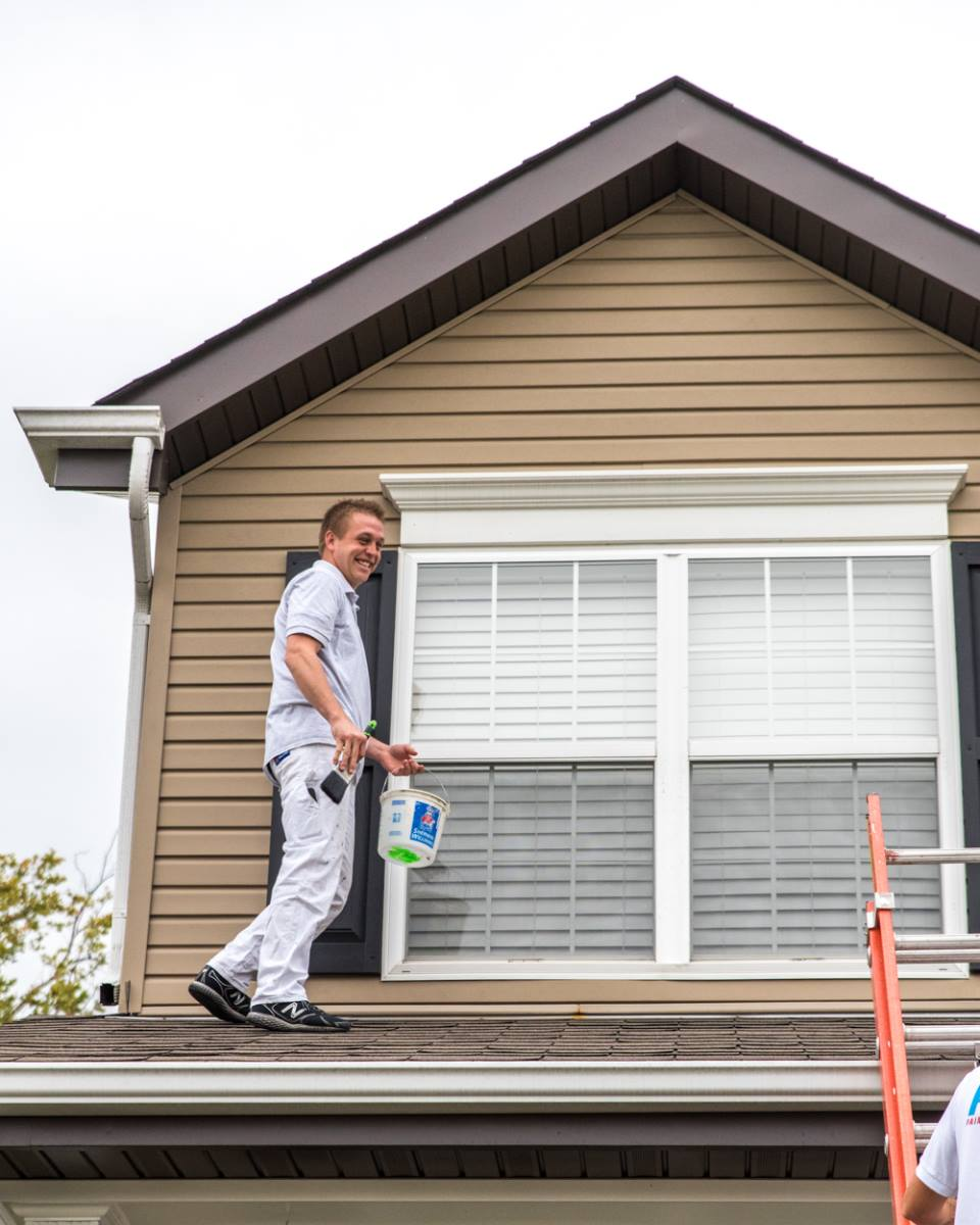 Expert Painters Share Tips For Professional Residential Exterior Painting