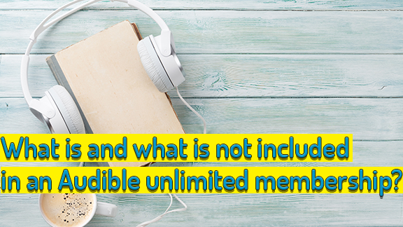 What is included in an Audible Plus membership