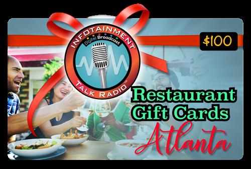 AtlantaNewsAndTalk.Com - Restaurant Gift Card Matching Prize Sweepstakes
