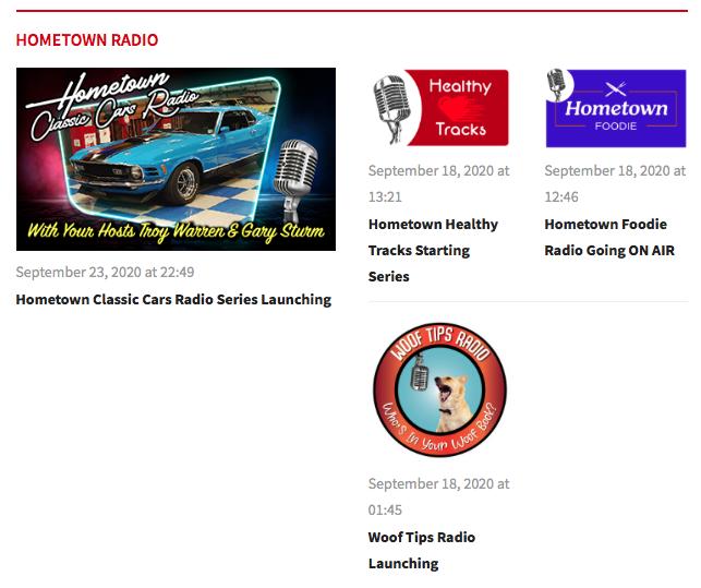 PrescottNewsAndTalk.Com - Hometown Radio