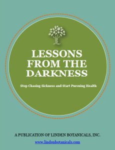 Lessons From The Darkness: Stop chasing sickness and start pursuing health