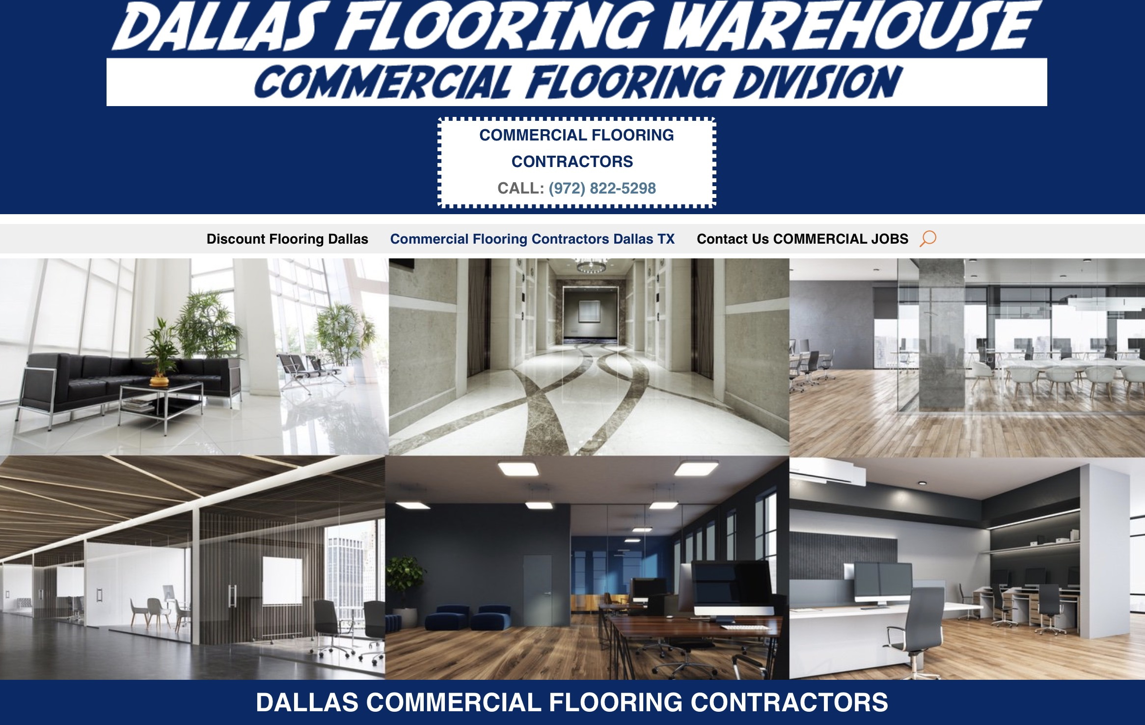 commercial carpet tile flooring dallas