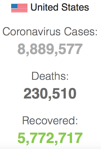 AtlantaNewsAndTalk.Com - Starts Updating COVID-19 Statistics